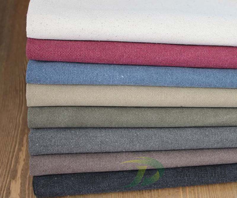 Polyester Dyed Canvas Fabrics