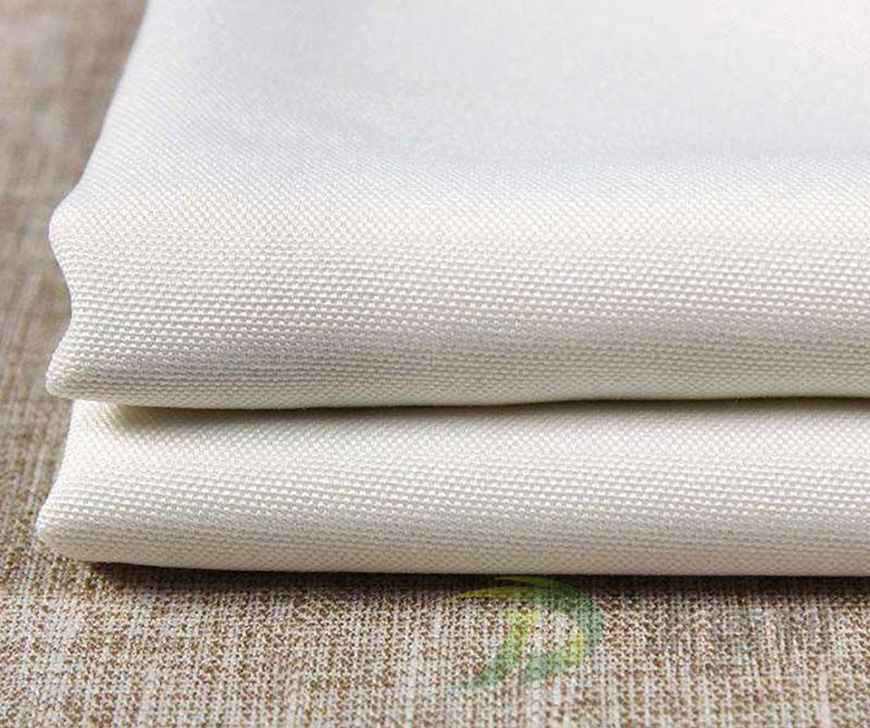 Polyester Grey Canvas Fabrics