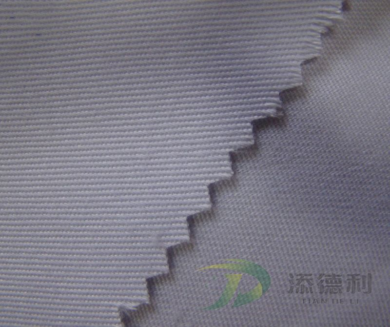 twill greige polyester fabric