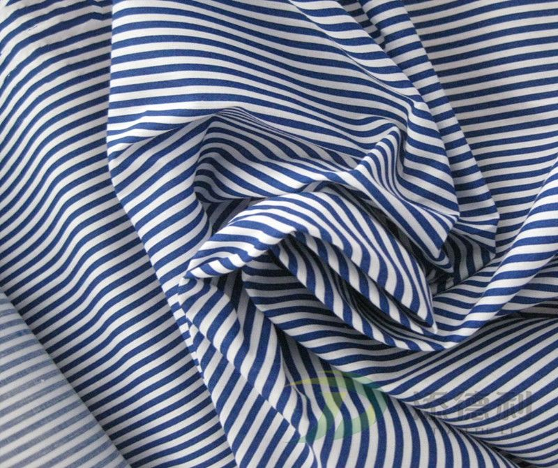 plain printed T/C fabric
