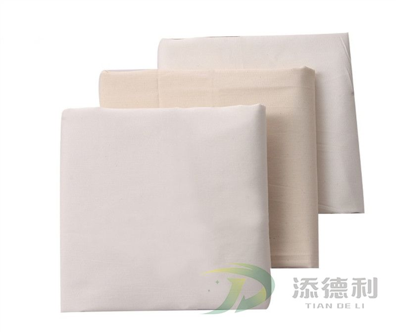 T/C plain grey fabric
