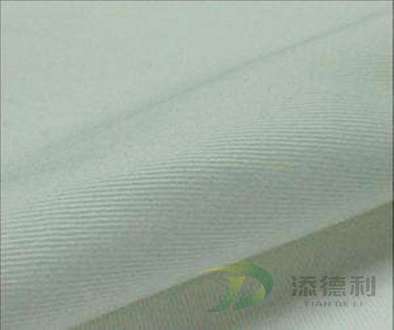 Polyester Bleached Twill Fabrics