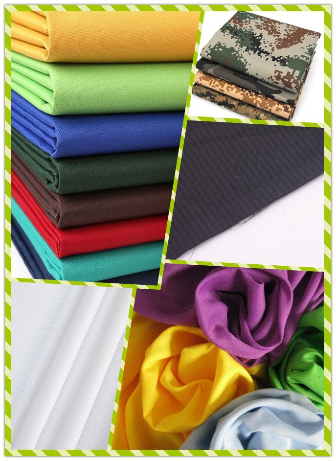 polyester canvas dyed fabric