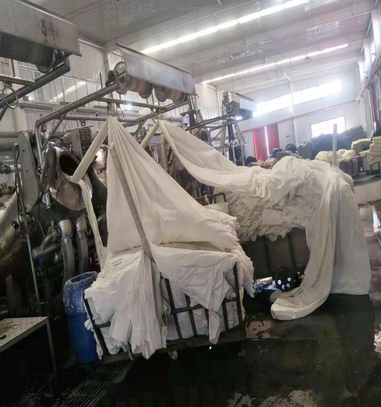 twill dyed polyester fabric