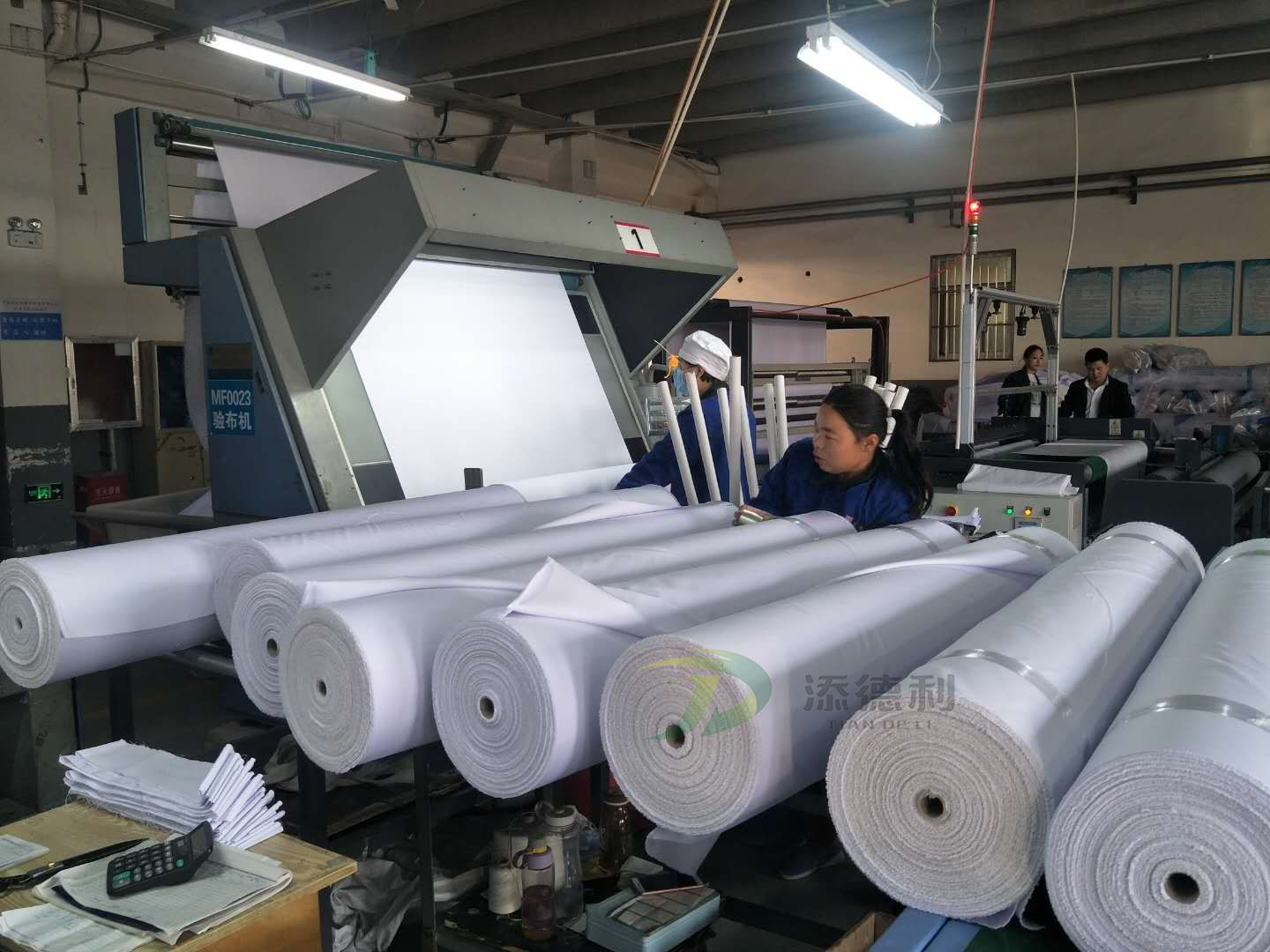twill printed polyester fabric