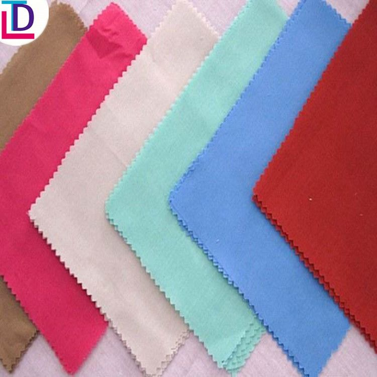 plain greige polyester fabric